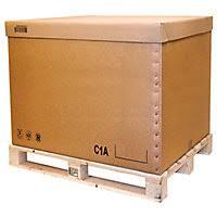 Container carton sur mesure Morbihan et Finistere